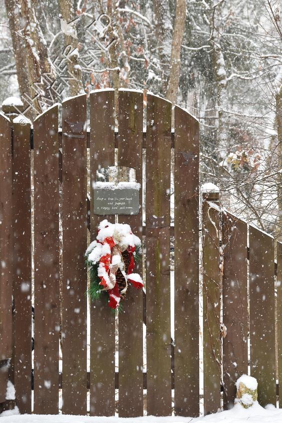 Woodland Gate  12-24-17